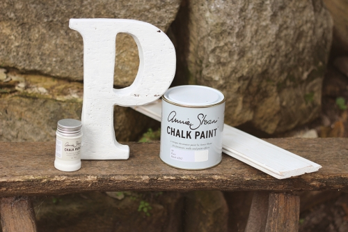 Pure White Annie Sloan Chalk Paint™ festék