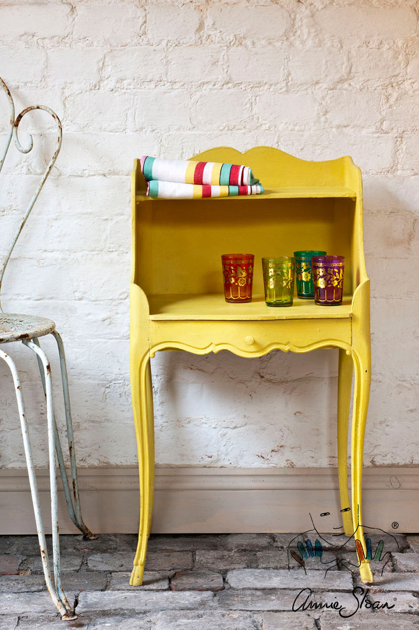 English Yellow Annie Sloan Chalk Paint™ festék