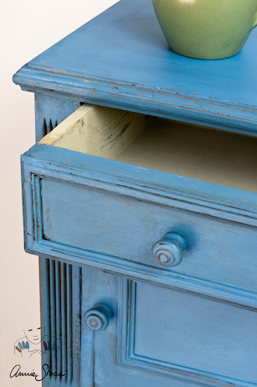 Greek Blue Annie Sloan Chalk Paint™ festék
